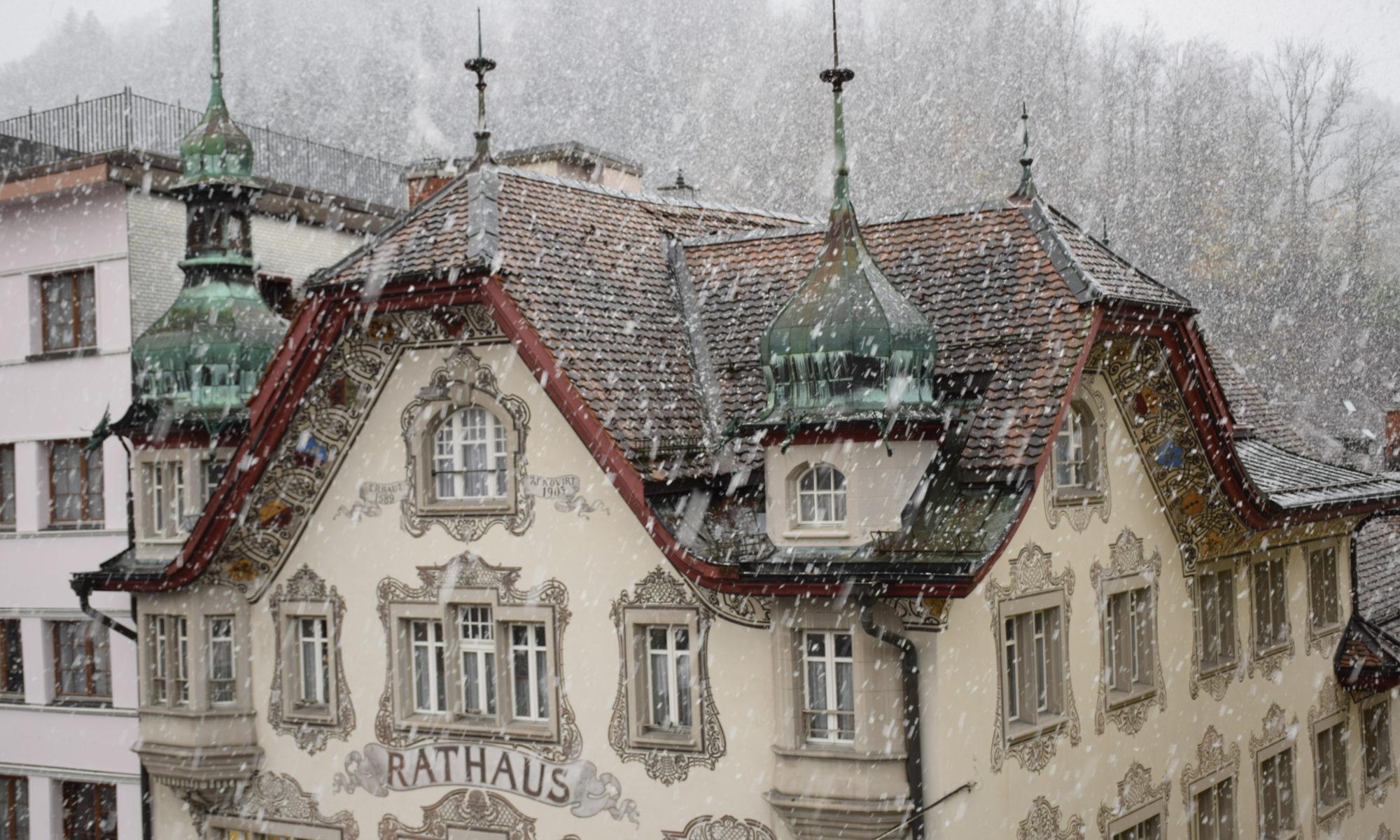Winter Einsiedeln