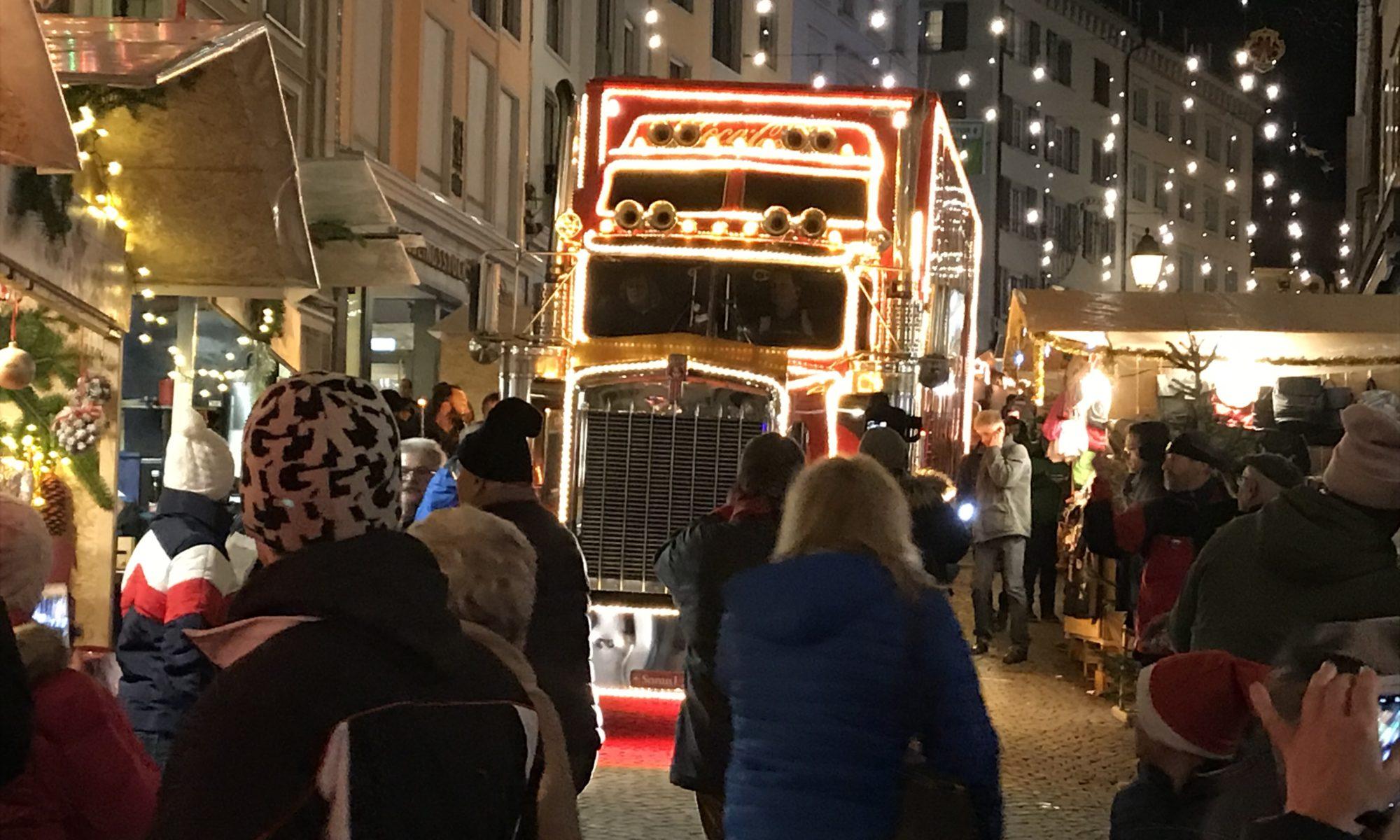 Weihnachtsmarkt Einsiedeln 2019