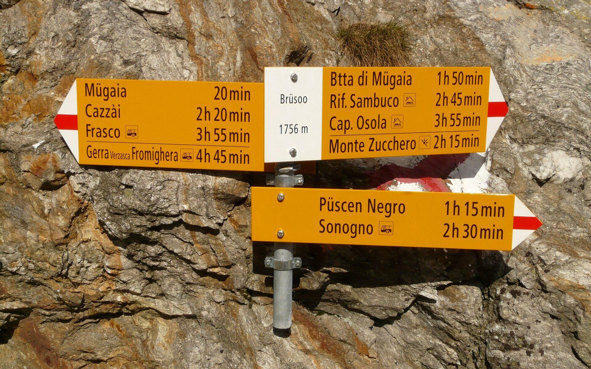 Übersetzungsbüro Sonogno
